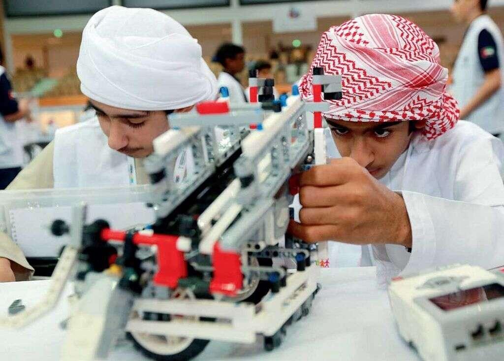 1,500 students participating in UAE National Robotics
