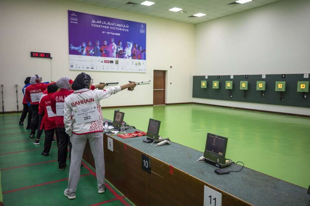 UAE shooters nail two silver medals at AWST 2020