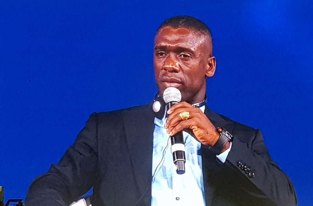 We have to be intelligent to use AI, says Seedorf