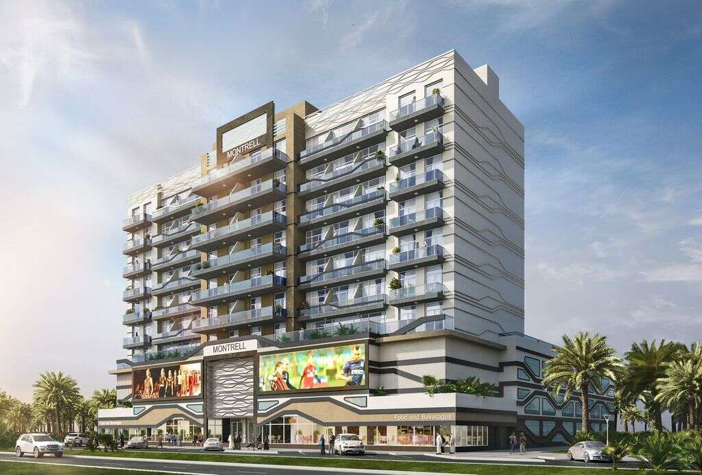 The apartments also offer long-term value appreciation for investors.