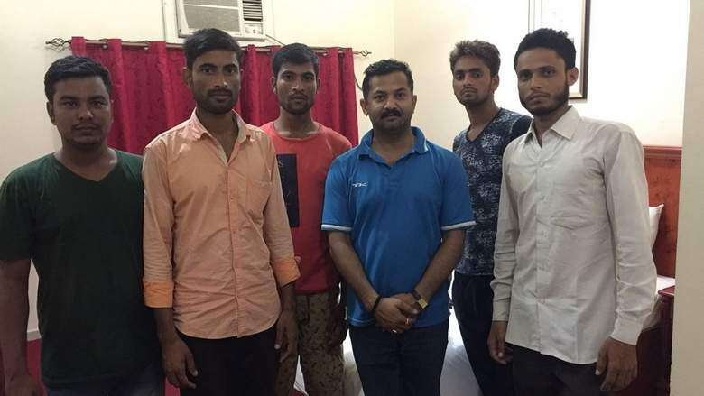 Five Indians stranded in Dubai after accepting fake job offers
