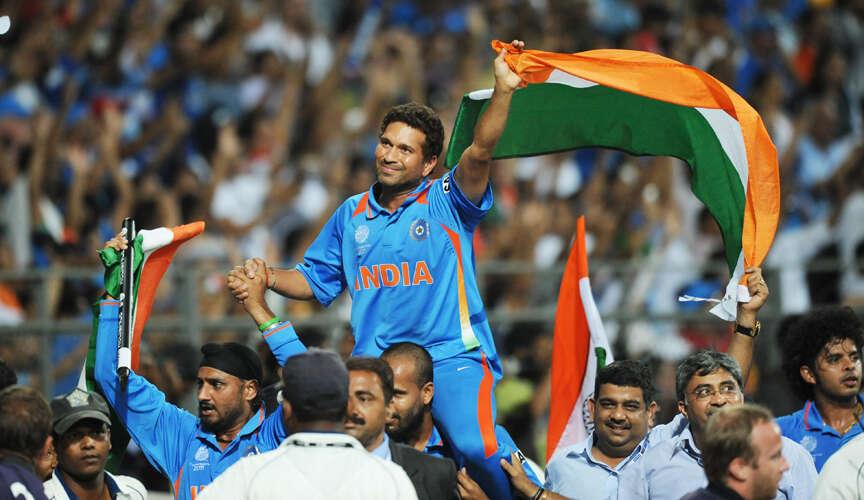Sachin still feels goosebumps of 2011 WC victory