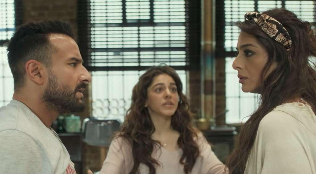 Jawaani Jaaneman review, Jawaani Jaaneman, movie, Saif Ali Khan, Tabu, Chunky Pandey, Alaya F review