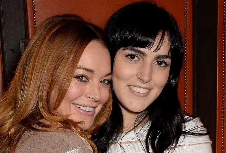 Lindsay Lohan, Ali Lohan, Dina Lohan, mother, wedding, maids of honour, Hollywood