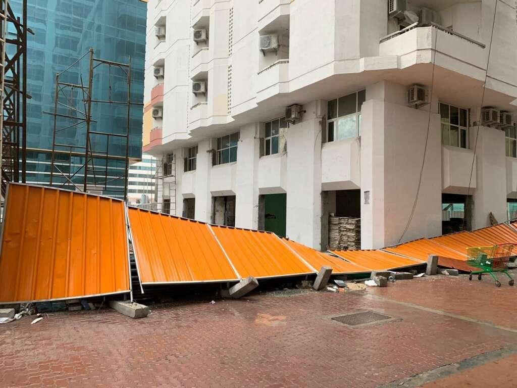 rain in UAE, heavy rain, thunder, rainfall, cloud seeding, monsoon, weather