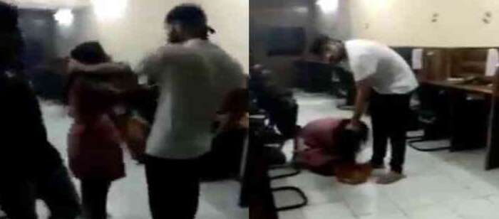 Rape case filed against Delhi cop's son after video thrashing girl goes viral