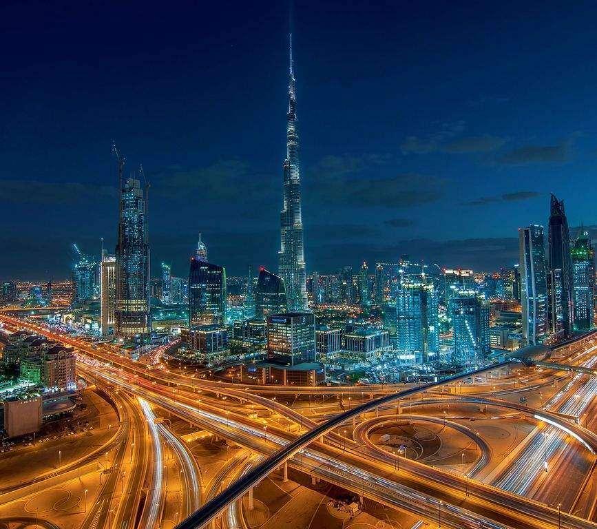 Burj Khalifa shares 160 stories for its 160 storeys