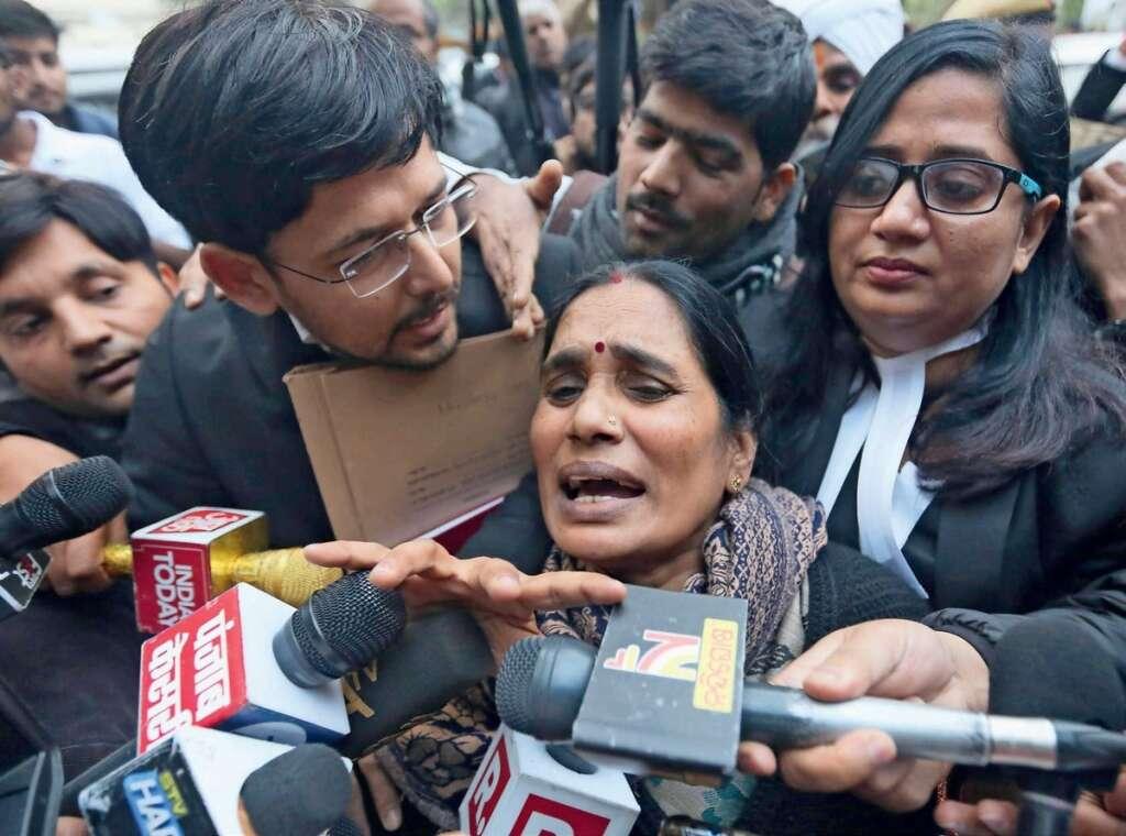 Nirbhaya gang rape, rape case, Delhi rape case, Asha Devi, death sentence, hanged to death, hanging