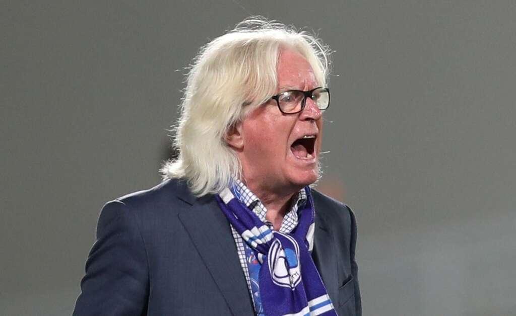 Ambitious Bani Yas hire Schafer as coach