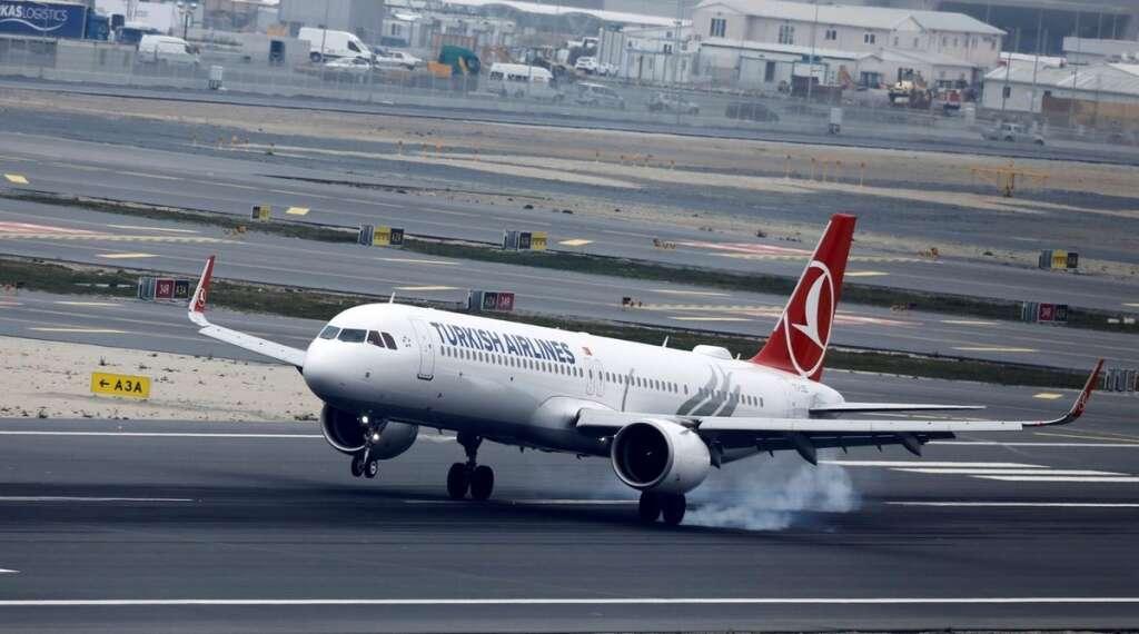 Covid-19 pandemic, Turkey ,  international flights