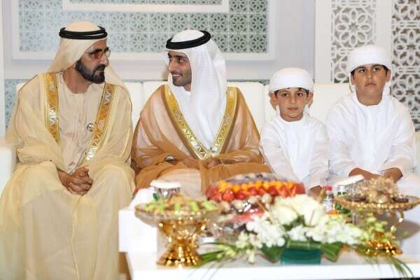 Video: Sheikh Mohammed's daughter gets married in Dubai