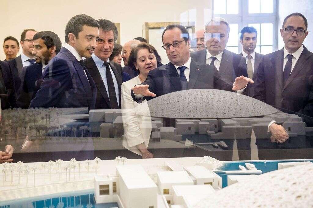 Shaikh Al Nahyan Centre opens at Musee du Louvre in Paris