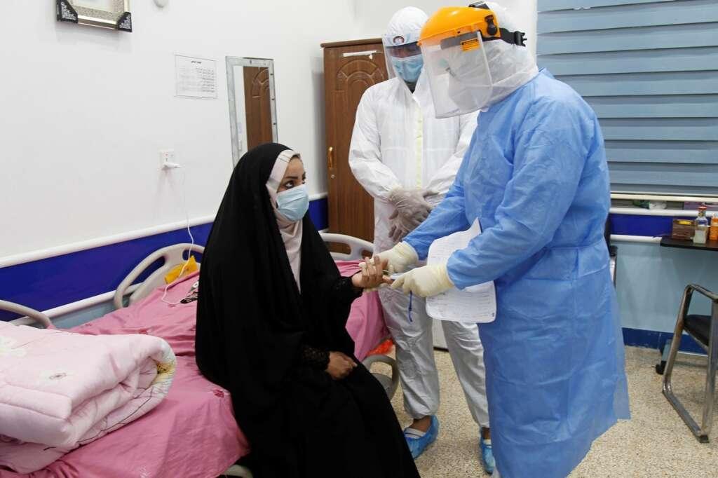World Health Organization, Middle East, critical threshhold, coronavirus, Covid-19, cases, surging, lockdown, measures, eased