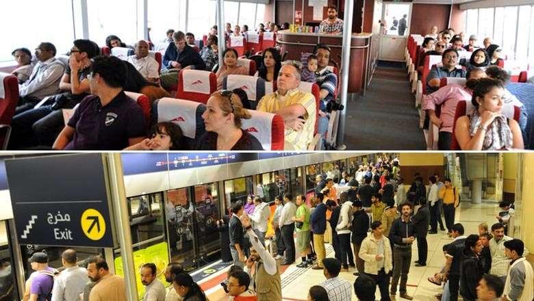 273 million use Dubai public transport first half of 2016