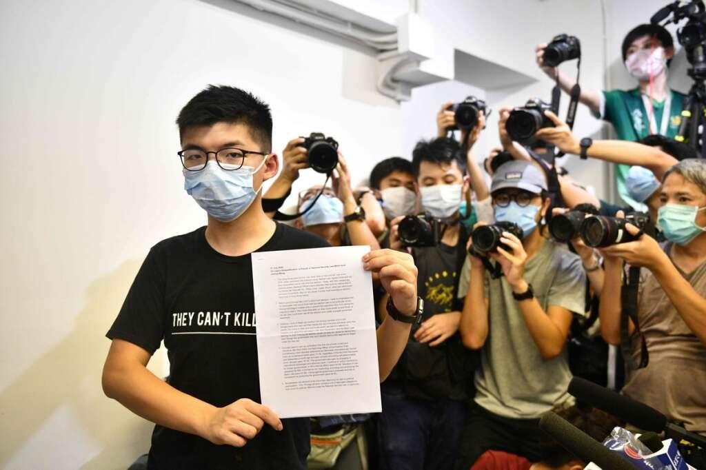 Hong Kong, democracy, disqualifications
