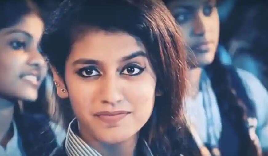 FIR against wink sensation Priya Varrier quashed