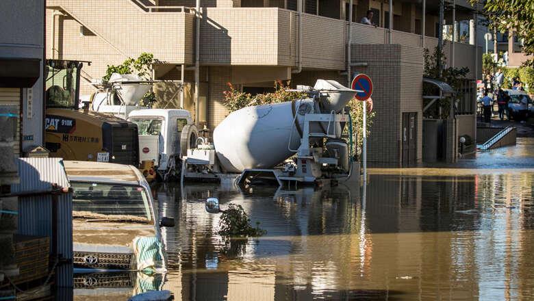 typhoon hagibis, japan, hagibis, rescuers, survivors, typhoon