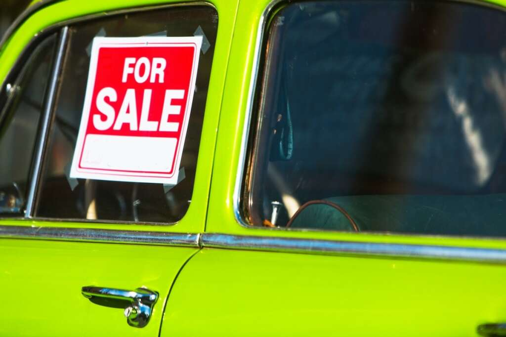 Will VAT apply on buying or selling used personal goods