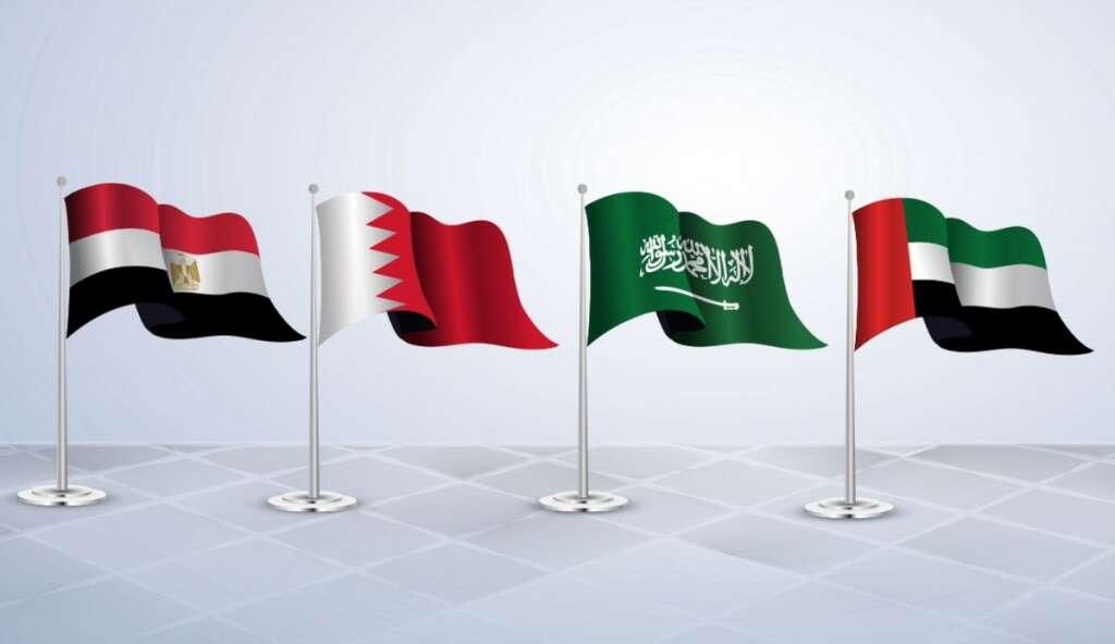 International Civil Aviation Organisation, ICAO, UAE, Qatar, Saudi Arabia, Egypt, Bahrain