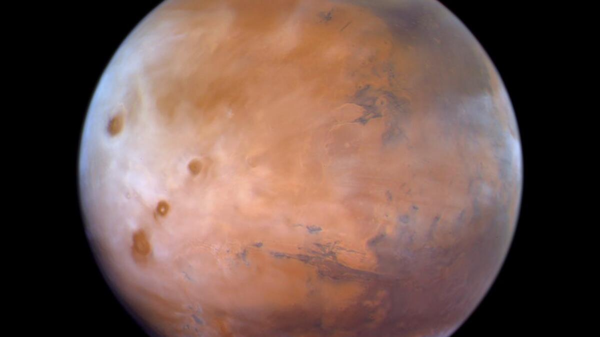 UAE: 5 things to know about the latest images from Hope Probe