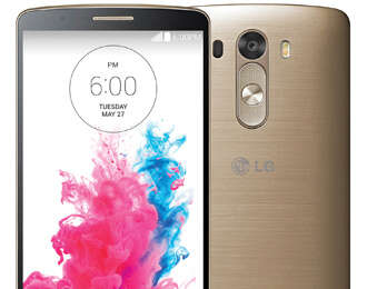 Etisalat launches LG G3 gold in the UAE