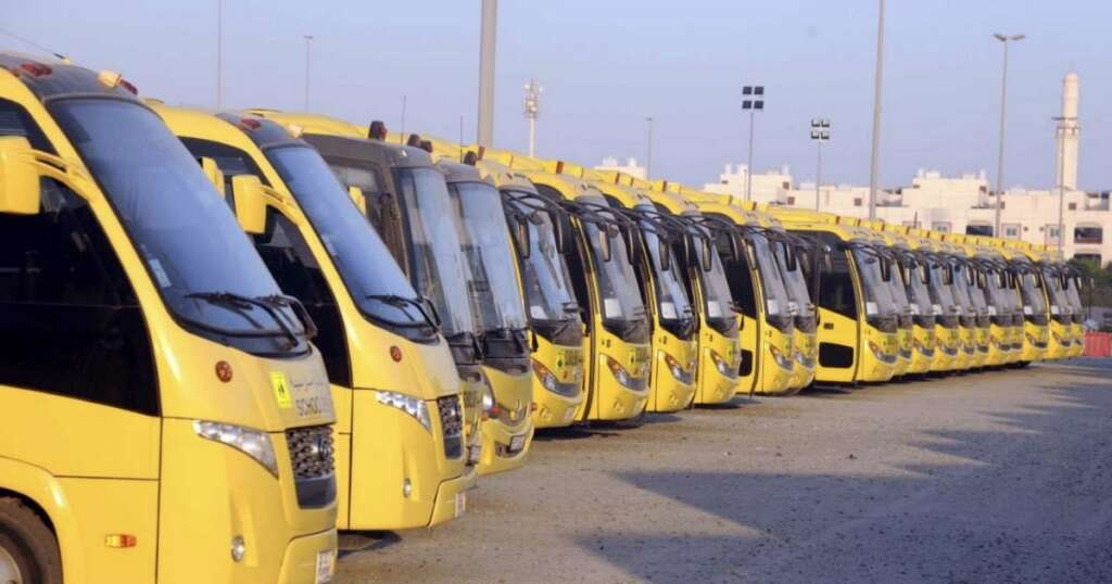 4-year-old faints after being forgotten on UAE school bus