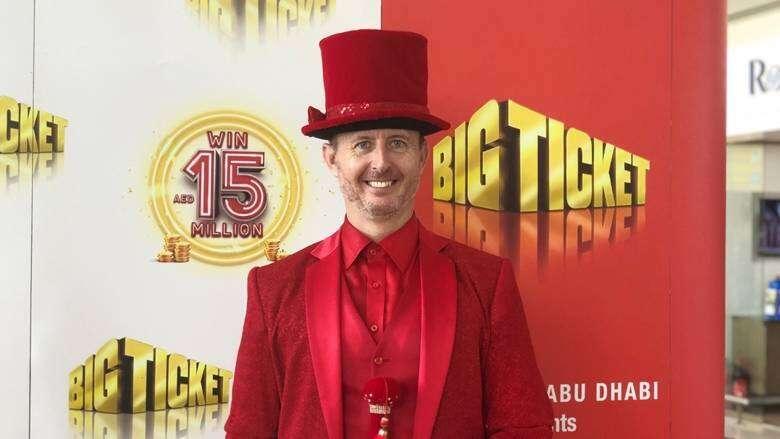 Big Ticket Abu Dhabi, September draw, pick, two millionaires