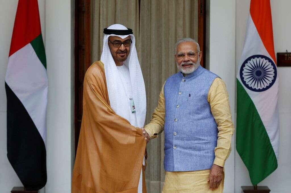 UAE and India sign partnership agreement