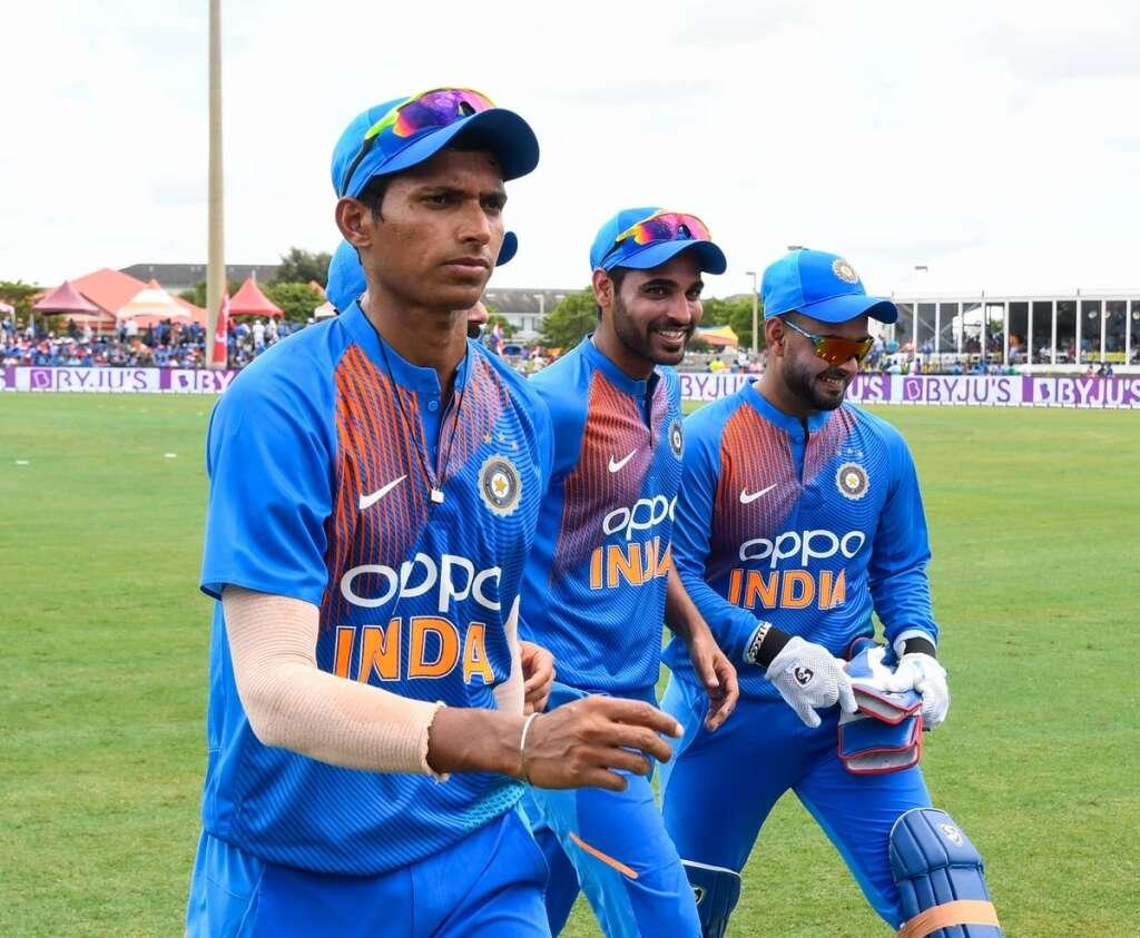 Kohli hails Saini as 'rarity' in T20 triumph over Windies