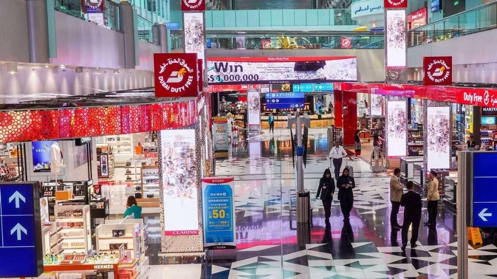 Dubai Duty Frees annual sales hit record Dh7.406b