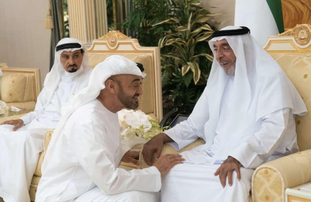 Video: Sheikh Khalifa, UAE leaders attend Ramadan gathering - News   Khaleej Times