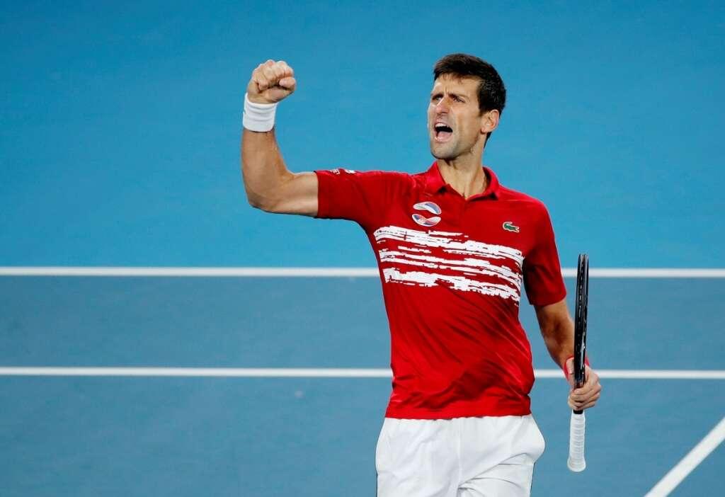 No clear favourite for Australian Open: Djokovic