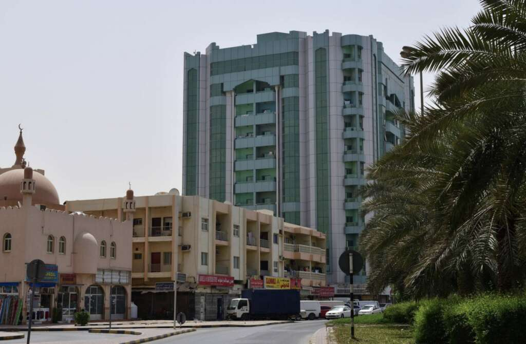 Ajman, on track, complete, infrastructure projects, year end
