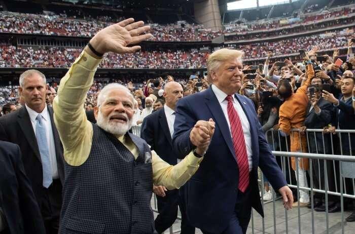 Trump, modi, trump visit India, Ahmedabad, cricket stadium