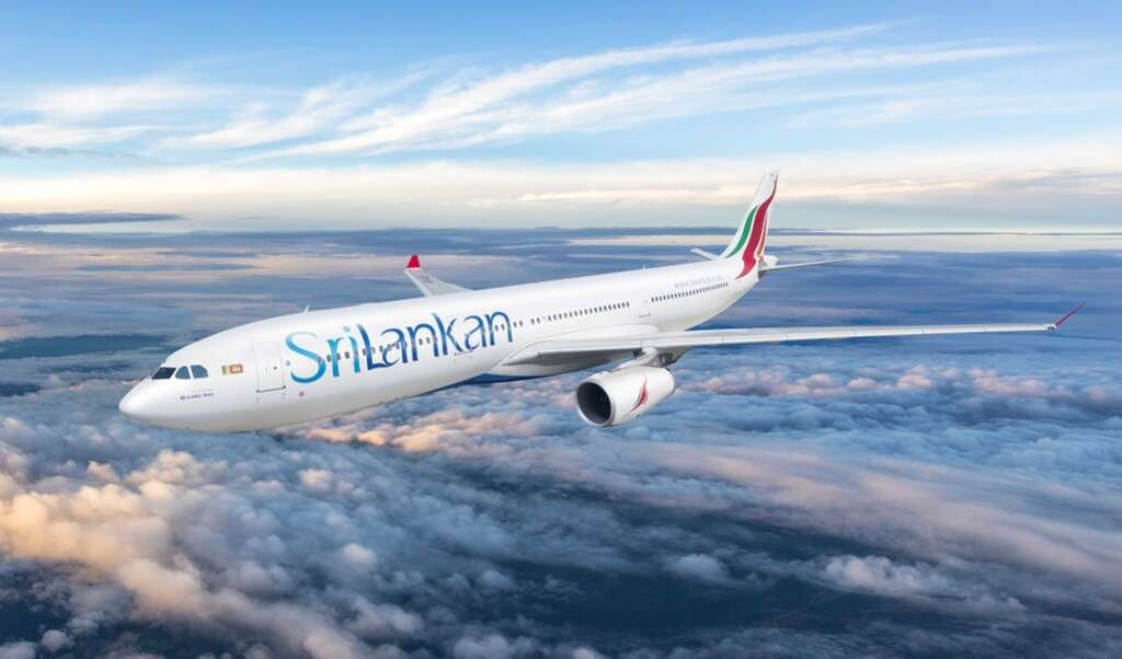 SriLankan Airlines, Sri Lanka, coronavirus, covid-19