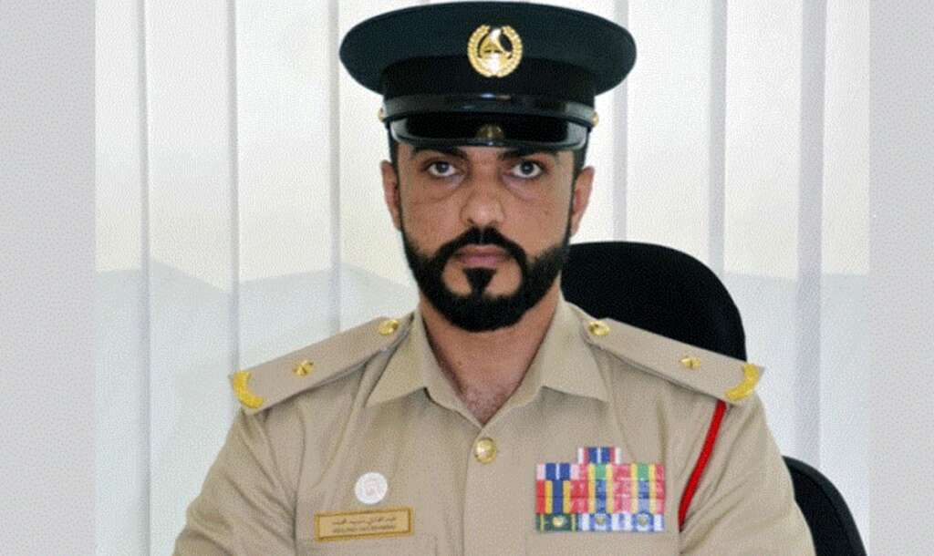 Kind Dubai cop pays Dh10,000 fine of infants mother, saves her from jail
