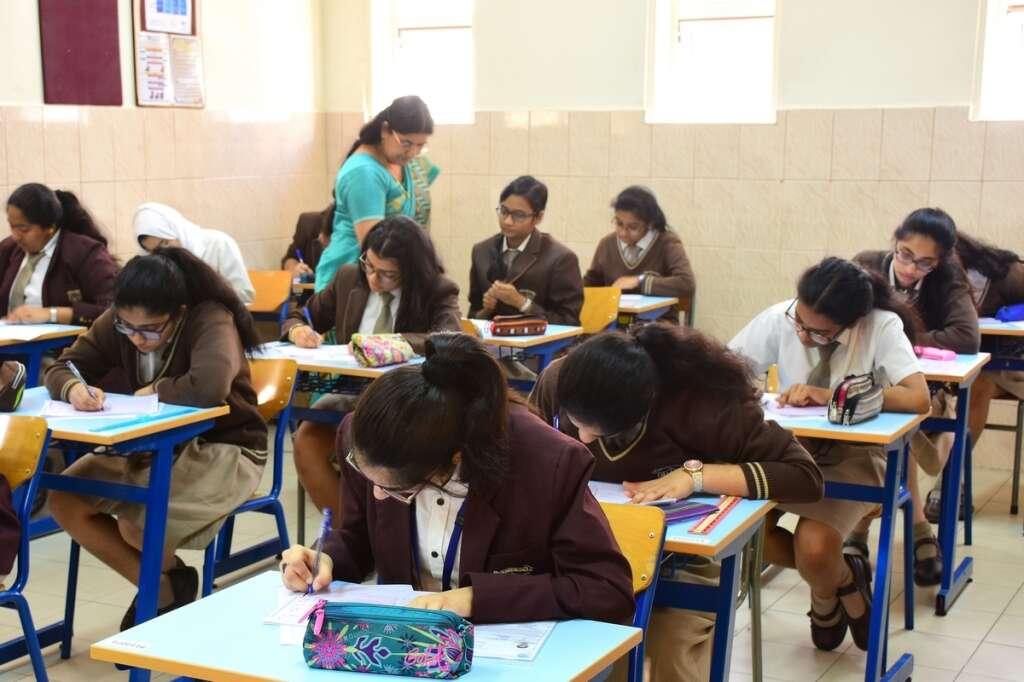 cbse, board exam, Dubai, UAE, India, education, schools, Grade 10, 12, students