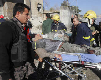 Four killed after deadly day in Iraq