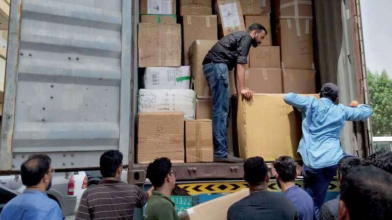 Kerala flood: Dubai residents collect 5,000kg of aid supplies for victims