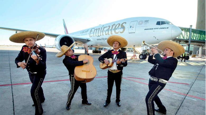 Hola Mexico! Emirates makes new gateway to Americas