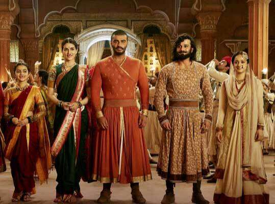 Panipat, Arjun Kapoor, Sanjay Dutt, Mohnish Bahl,  showcases, Maratha empire, glory, Kamaal Rashid Khan,