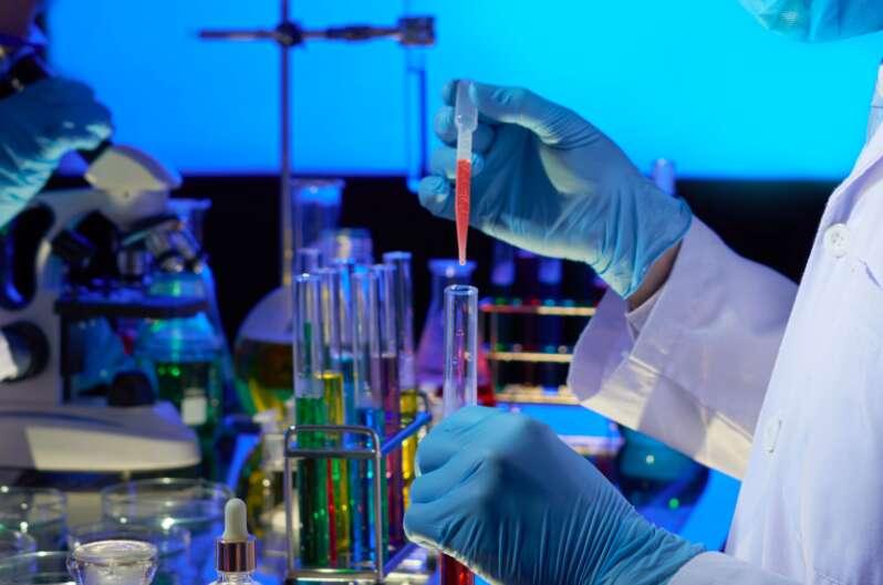 covid-19, coronavirus, lab, UAE, testing