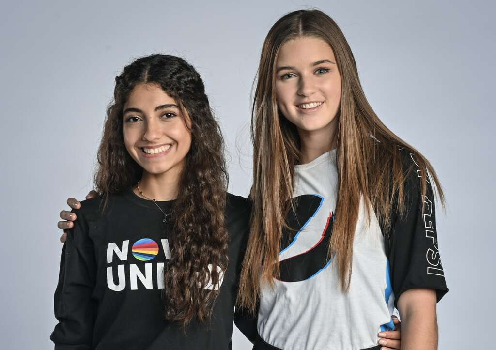 Now United's Nour and Savannah living the pop dream in Dubai (https://images.khaleejtimes.com/storyimage/KT/20200923/ARTICLE/200929509/V3/0/V3-200929509.jpg&MaxW=300&NCS_modified=20200925130617