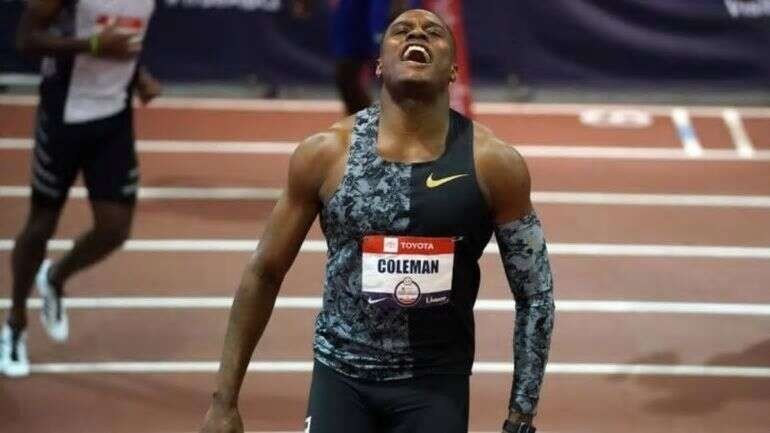 Reigning, world, 100m champion, Christian Coleman, faces, suspension, missed, drugs, test, United States