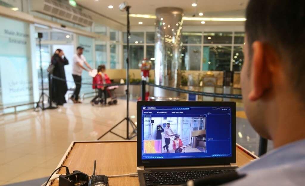 Coronavirus, Malls, install, thermal scanners, sanitise, trolleys, every hour, UAE