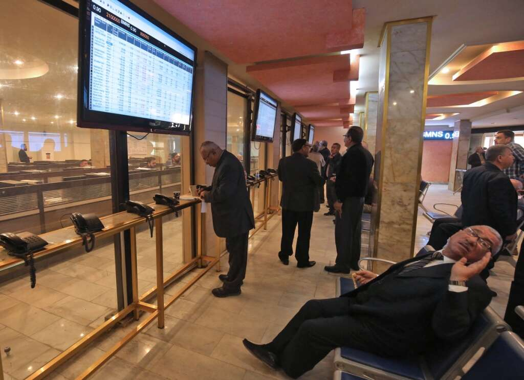 Will Iraq be the next hot frontier stock market?