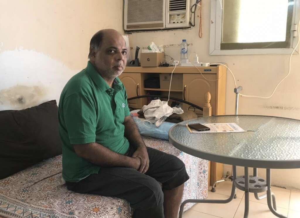 Paralysed Indian man, UAE, Lulu Group, Yusuffali MA