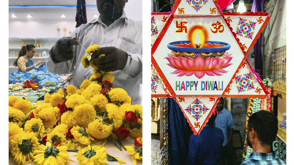 Occasions like Diwali a great opportunity for street photography