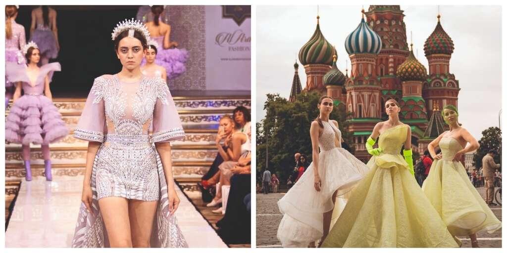 Top Couturiers Light Up Al Arabia Fashion Days News Khaleej Times