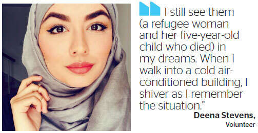 Being there at the camps, with the refugees (https://images.khaleejtimes.com/storyimage/KT/20160620/ARTICLE/160619316/V2/0/V2-160619316.jpg&MaxW=300&NCS_modified=20160620111715